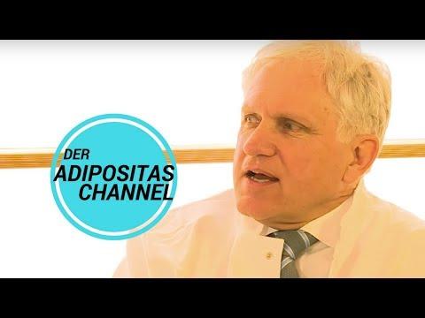 Adipositas: Ursachen und Therapiekonzepte – AMC WolfartKlinik München – PD Dr. Günther Meyer