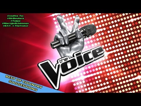 THE VOICE MASTERPIECE  BEST OF COUNTRY SUGGESTIONS