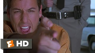 Bulletproof (3/10) Movie CLIP - I Will Shoot You If You Chew Loud (1996) HD