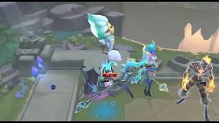 (LMHT) 6 Nước 4 Hộ Vệ 2 Bí ẨN-Top 1-(League of Legends) 6 Water 4 Guardian 2 Mystery-Top 1