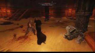Skyrim Mods PC - Dynamic One Hand Sword Combat (PCEA2 Custom Combo of Combat Animations)