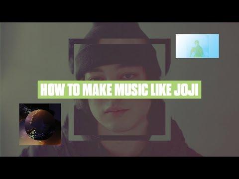 HOW TO MAKE MUSIC LIKE JOJI[FREE SAMPLES]