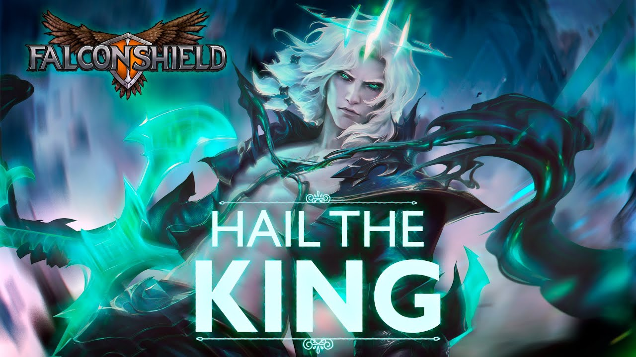 Download Falconshield - Hail The King (Original League of Legends song - Viego)