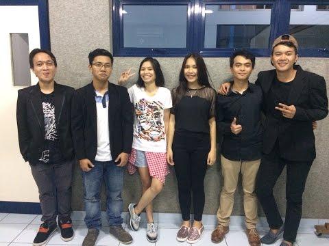 IICF 2016 Antara Manado deng Salatiga (Jakarta) - Pinaesaan Band