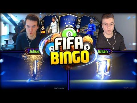 FIFA 18: TOTY Fifa Bingo ft 100K Packs! 😱🔥