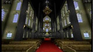 Minecraft Cathedral 5
