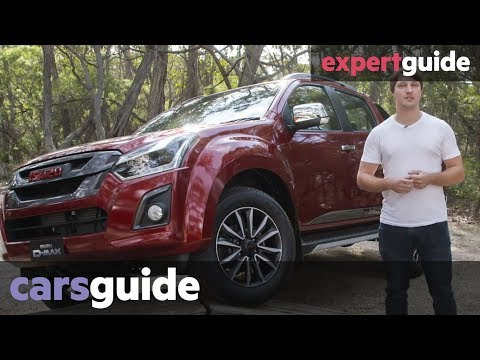 Isuzu D-Max X-Runner 2019 review