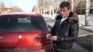 Тест-драйв Suzuki Swift | Не ссы, доедем! s01 ep04 (Suzuki Swift)