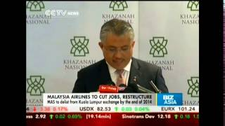 Malaysia Airlines to cut 6000 jobs