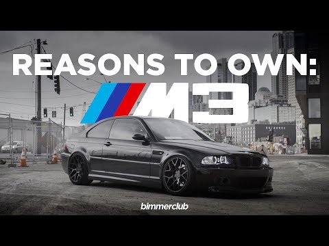 5 REASONS TO OWN: E46 M3 - Cinematic Short Film
