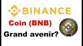 Binance coin (BnB) 4.54$ à suivre de près