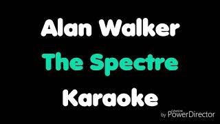 (Karaoke) Alan Walker - The Spectre