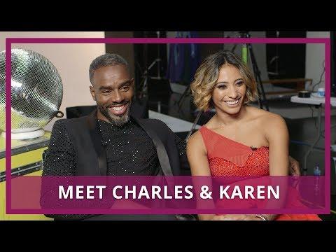 Strictly 2018 | Charles Venn & Karen Clifton Interview