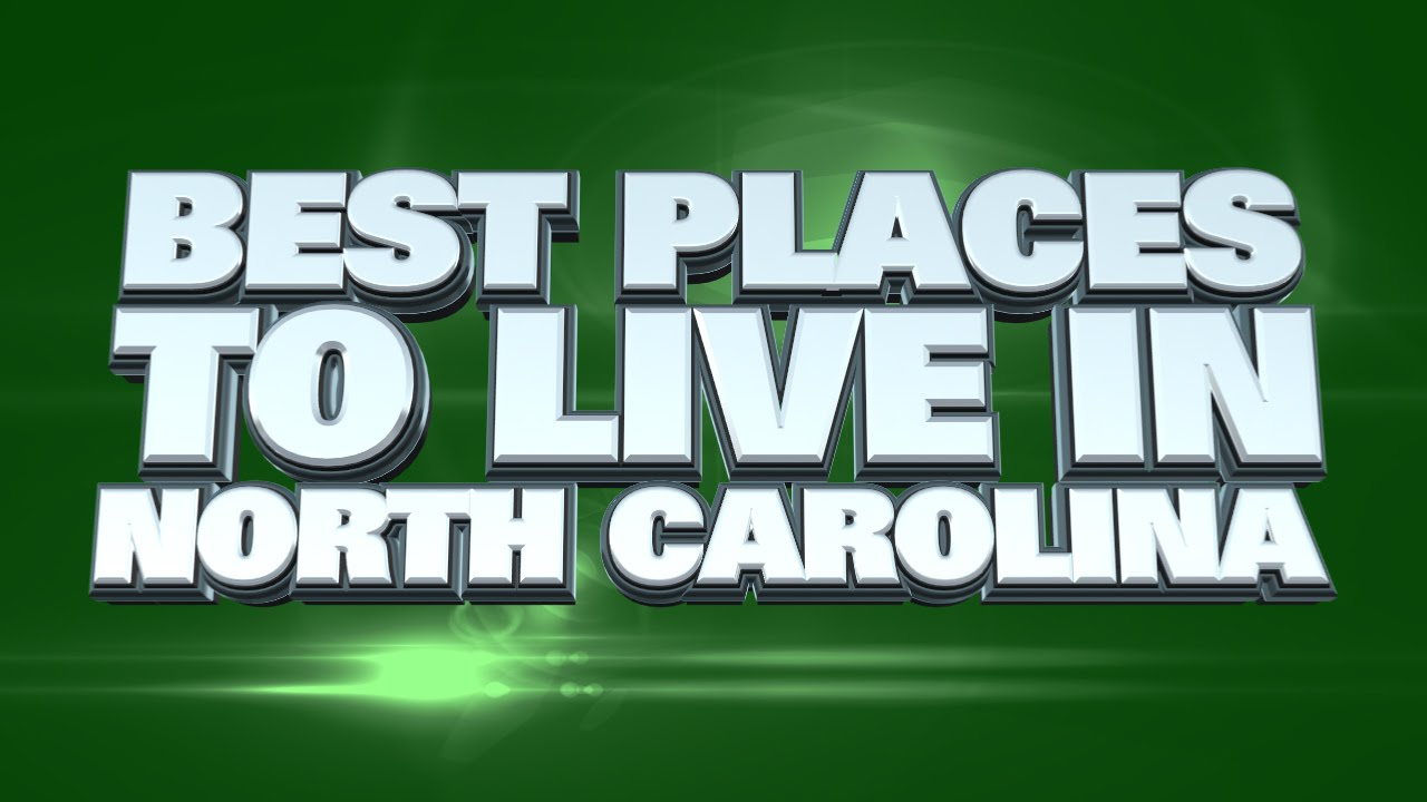 10 best places to live in north carolina 2015 youtube