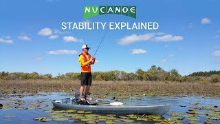 Stability Explained - What Makes Fishing Kayaks Stable