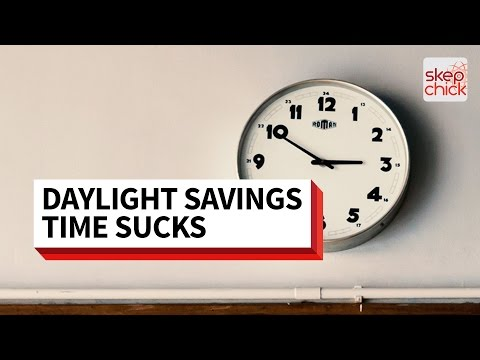 Let's Quit Daylight Saving Time!