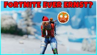 😡 FORTNITE EUER ERNST... Where is my Emote and the Snow Map? | (Fortnite 14 Day Gift Bug)