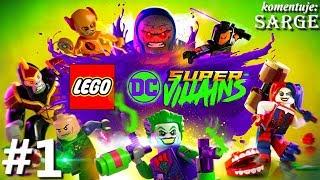 Zagrajmy w LEGO DC Super Złoczyńcy [PS4 Pro] odc. 1 - Nowy łotr w uniwersum DC