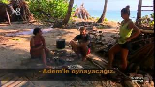 Sabriye yine şaşırtacak mı? 'Adem'le dans edeceğiz!'| 61.Bölüm | Survivor 2017