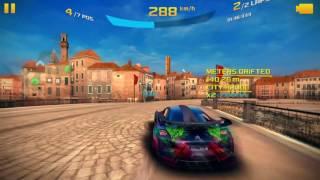 Asphalt 8 Airborne Gameplay #56 - Multiplayer Serties - Citroen DS Survolt