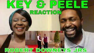 Key & Peele - Robert Downeys Juniors- REACTION