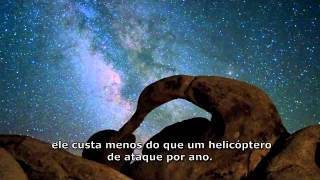 Série Sagan capítulo 5 - SETI Decida escutar