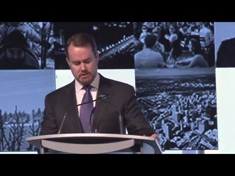 Impact Luncheon 2016 - Brad Ferguson keynote