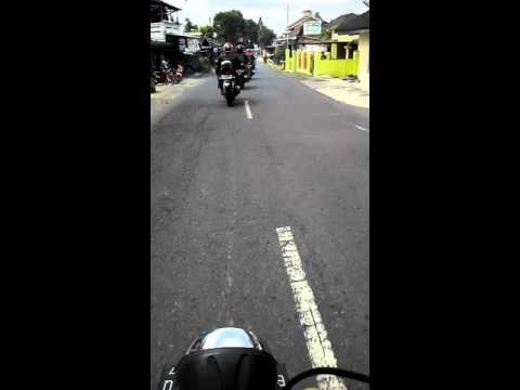 Jakarta independent club_ATJ_HTCI road to semarang tiger club & wonosobo tiger club.