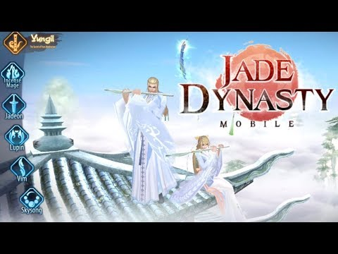 Jade Dynasty Mobile Gameplay (OPEN WORLD MMORPG) Android/IOS