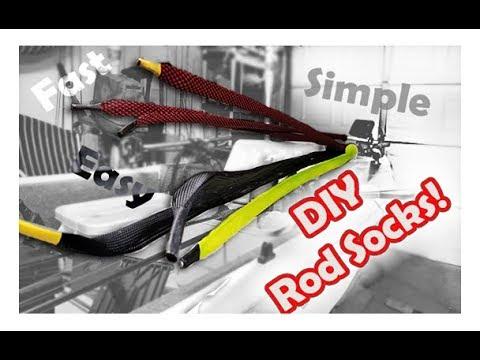 SUPER EASY DIY Rod Glove / Sock #TBNation