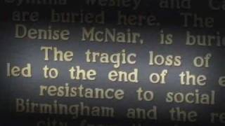 Birmingham Sunday Larry Dane Brimner Book Trailer
