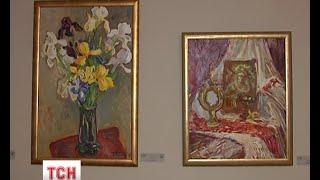 У столиці відкрилась благодійна виставка картин