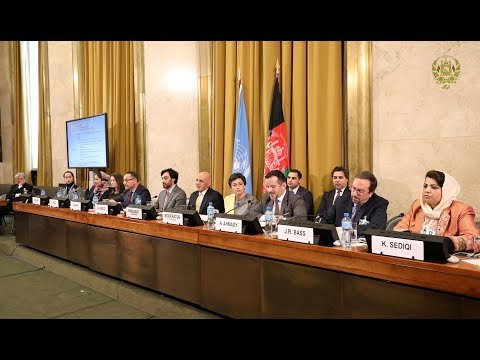 President Ashraf Ghani's Remarks at Private Sector Side Event, Geneva conference -- 27/11/2018