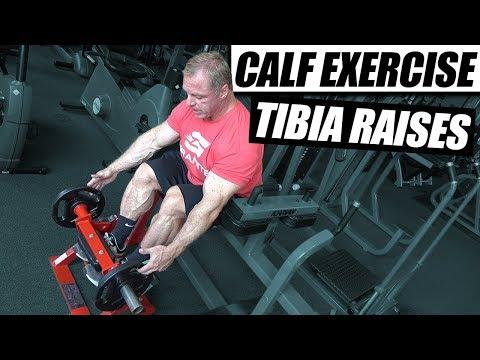 Exercises Index - Tibia Raises