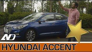 Hyundai Accent  Vino por la estrella y se qued por los tapetes смотреть