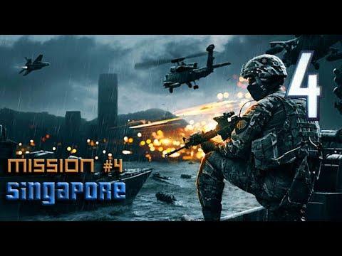 Battlefield 4 - Mission #4 - Singapore