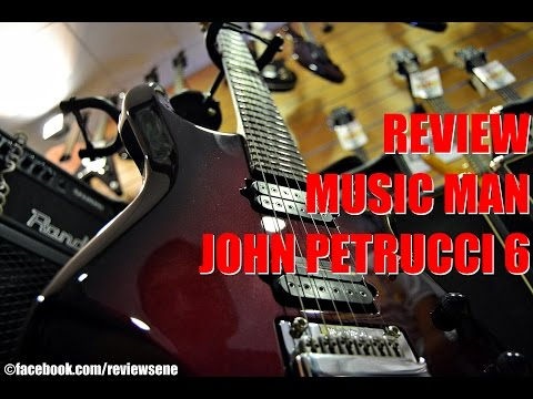 REVIEW Music Man John Petrucci 6