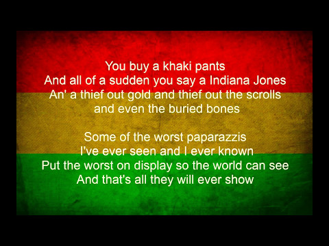Damian Marley & Nas - Patience Lyrics
