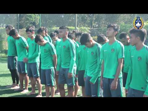 Timnas  U19 Adaptasi Cuaca Jelang Kualifikasi Piala Asia di Korea Selatan