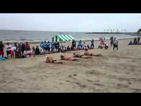 Japan Surf Carnival 2015 Beach flags TOP4