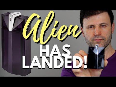 NEW Mugler Alien Man Review