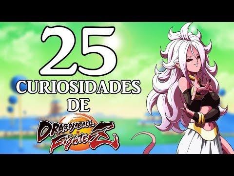 25 CURIOSIDADES SOBRE VIDEOJUEGOS   DRAGON BALL FIGHTER Z