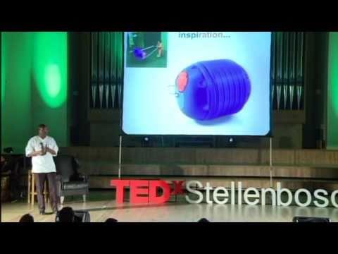 TEDxStellenbosch - Mugendi M'Rithaa - Design With Africa