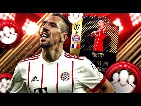 FIFA 18: IF RIBÉRY SQUAD BUILDER BATTLE 🔥🔥🔥