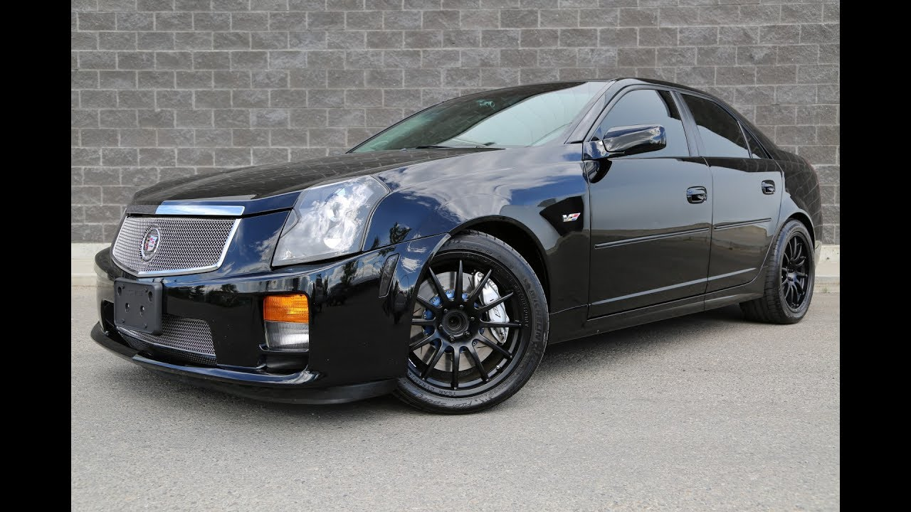 2005 cadillac cts v sedan 6 speed manual magnuson supercharged rh youtube com 2005 cadillac cts manual transmission 2005 cadillac cts manual transmission for sale