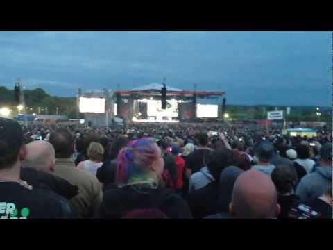 Black Sabbath - War Pigs (Live at Download 2012)