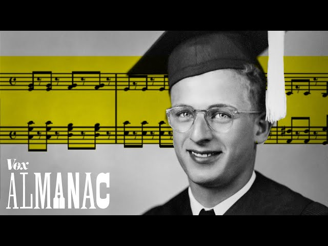Why every American graduation plays the same song