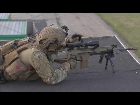 Belgian Special Forces Group - Last Resort