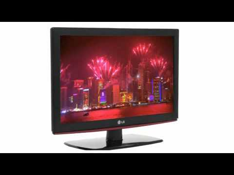 LG 22LD350 22 inch HD Ready LCD Freeview Widescreen TV