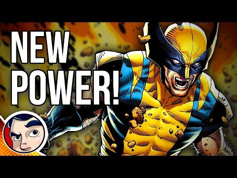 Wolverine's New Power! Lets Give Powers to Other Heroes! - RnBe